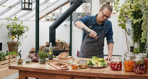 David Johansson - IKEA Chef