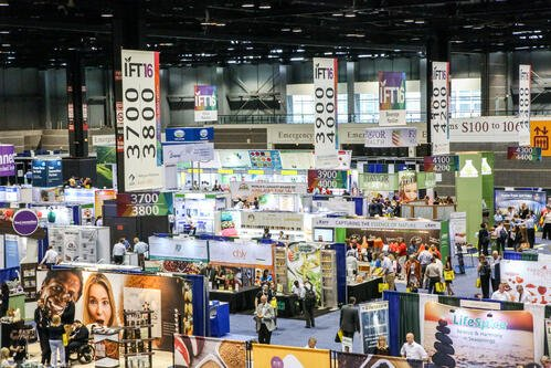 Food and Ingredient Trends to Watch at the IFT18 Food Expo