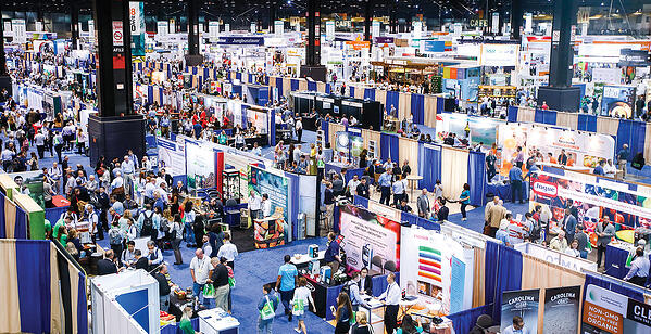 Food and Ingredient Trends to Watch at the IFT19 Food Expo