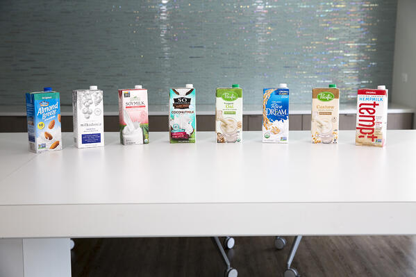 The Wonderful World of Milk Alternatives